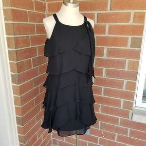 White house black market little black dress 4
